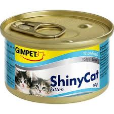 <b>Консервы Gimborn Gimpet ShineCat</b> Kitten Tuna тунец для котят ...
