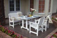 Комплекты садовой мебели из массива купить, сравнить цены в ...