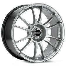 SET OF 4 Alloy Wheels OZ Racing ULTRALEGGERA - 8x17 / 5x100 ...