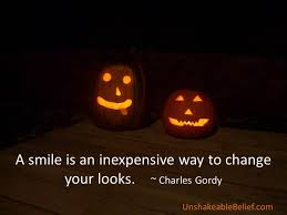 Halloween-Quotes-smile | YourBirthdayQuotes.com