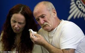 Fourteen-year-old Aidan, 'locked himself in his room' during the Philpott's trial, according to his mother Heather Kehoe (pictured is Mick and Mairead ... - article-2306667-1930E320000005DC-109_634x398