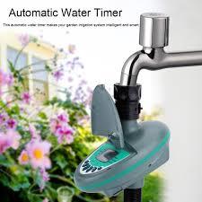 <b>Automatic</b> Garden Water Timer Smart <b>LCD Display Electronic</b> G3/4 ...