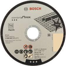 <b>Круг отрезной</b> по металлу <b>Bosch</b>, 125х1х22.23 мм в Москве ...