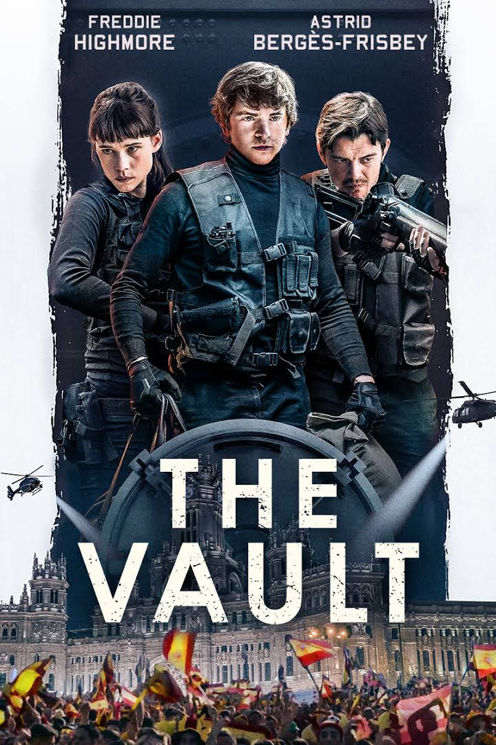 Download The Vault (2021) Dual Audio {Hindi-English} 480p | 720p WEB-DL