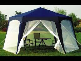 Садовый тент <b>шатер Green Glade</b> 1006 10061 - YouTube