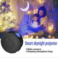 <b>LED Galaxy Starry</b> Night Light Laser Projector Ocean Star Sky Party ...