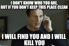 liam neeson i will find you meme - Google Хайлт | I will kill you ... via Relatably.com