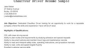 driver driver career advisor resume