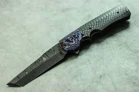 Jason <b>Clark</b> Custom Tanto Flipper <b>Knife</b>   <b>Ножи</b>