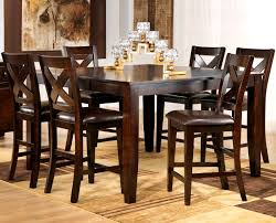 furnituredelightful pub style chairs high dining table diy is also a kind of modern room design charming high dining