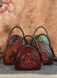 <b>GAGACIA 2021 New</b> Shoulder Bags For Women Vintage Leather ...