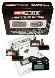Система контроля <b>давления</b> в шинах <b>Parkmaster</b> TPMS 4-05