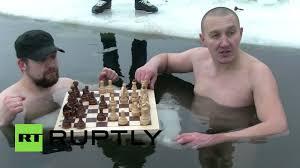 В Екатеринбурге моржи готовятся к чемпионату по <b>шахматам</b> в ...