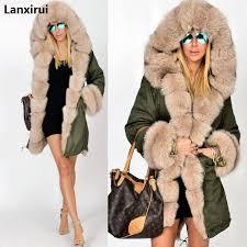<b>Plus Size S 5XL</b> Winter Jacket Coat 2018 <b>New</b> Fashion Women ...