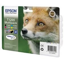 Купить Набор <b>картриджей Epson T1285</b>