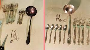 Как почистить до блеска мельхиор, серебро, медь, нержавейку и ...