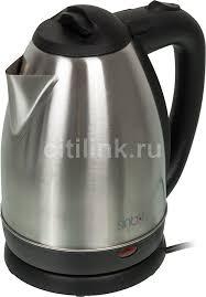 Купить <b>Чайник</b> электрический <b>SINBO SK 7334</b>, серебристый в ...