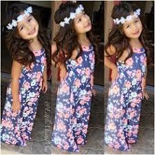 2019 2015 New <b>Fashion</b> Children <b>Girl</b> Summer Dress Kids <b>Girls</b> ...