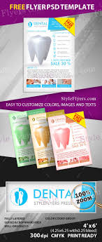 dental psd flyer styleflyers preview preview dental