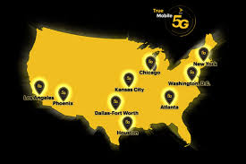 Sprint 5G network coverage map: which cities are covered ...