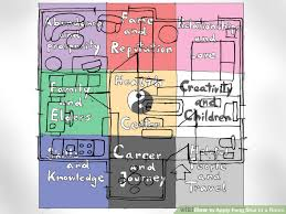 feng shui your bedroom map apply feng shui