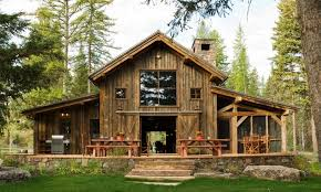 The Beauty of Modern Rustic Homes   Interior and FurnituresRustic House Colors