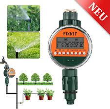 Fixkit <b>Automatic Watering Timer</b> Programmer, <b>New</b> Version Watering ...