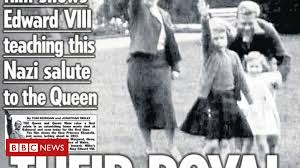 <b>Queen</b> Nazi salute film: Palace 'disappointed' at use - BBC News