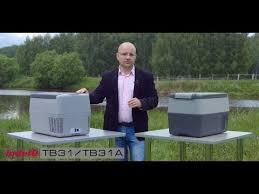 <b>Компрессорный автохолодильник Indel B</b> TB31/TB31A - YouTube