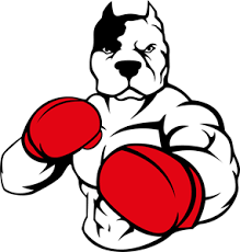 <b>Pitbull</b> Boxing Logo Vector (.CDR) Free Download