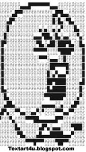 Y U No Meme ASCII Text Art | Cool ASCII Text Art 4 U via Relatably.com