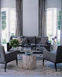 living rooms stacey cohenjpg monique lhuilliers gray living room  monique lhuilliers gray living ro