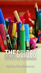 top ideas about how to start homeschooling how here the ultimate guides to know that i wish i had known to start homeschooling our