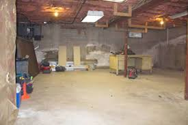 get a dry basement thats perfect for your home office basement office design