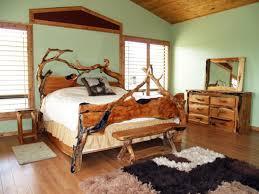 bedroom breathtaking double bed closed old chair on sleek wood floor under unusual ceiling plus bedroom ideas with wooden furniture