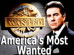 「the Fox television show America's Most Wanted」の画像検索結果