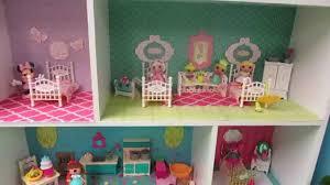 miniature doll furniture diy dollhouse for mini lalaloopsy dolls from a closetmaid mini cubeical organizer build dollhouse furniture