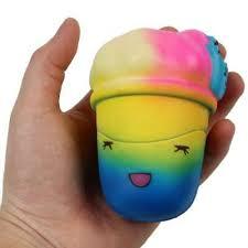 Squishy Toy <b>Jumbo Kawaii</b> Squeeze Toys Cartoon <b>Ice Cream</b> ...