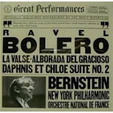 Maurice <b>Ravel</b>, <b>Leonard Bernstein</b>, New York Philharmonic ...