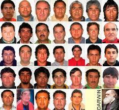 Resultado de imagem para Fotos ou imagens da mina no Chile onde estiveram soterrados 33 mineiros