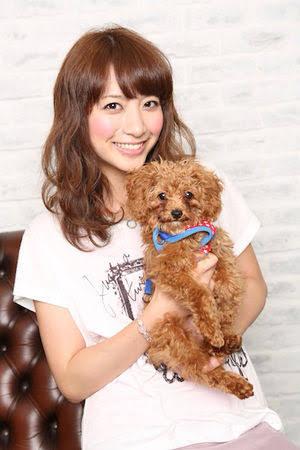 犬と笹崎里菜