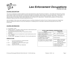 law enforcement resume objectives   svixe don    t live a little    law enforcement resume objective entry level