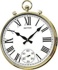 <b>RHYTHM Настенные часы CMG773NR18</b> - купить настенные ...