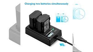 Аккумуляторы+<b>зарядное</b> устр-во <b>Powerextra NP</b>-<b>FZ100</b> купить в ...