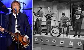 Paul McCartney sues Sony over Beatles copyrights | Daily Mail Online