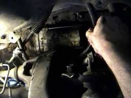 HOW TO REPLACE / Install a new STARTER MOTOR by Carl ...