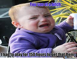 Devastated Baby Is Devastated by w1zrd - Meme Center via Relatably.com