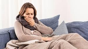 кашель в постеле - симптом лимфогранулематоза