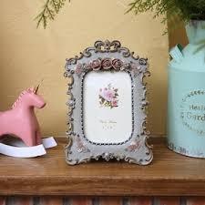 Buy <b>1 Pc</b> European Carved Photo Frame Creative <b>Home Decoration</b> ...