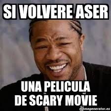 Top Scary Movie Memes Images for Pinterest via Relatably.com